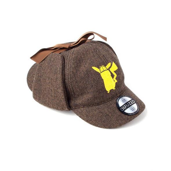 Pokémon - Cappy Detektiv Pikachu