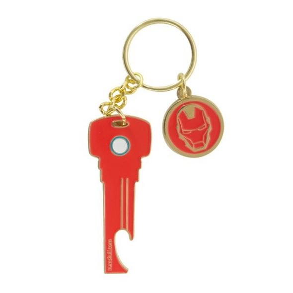 Marvel Iron Man - Schlüsselanhänger + Flaschenöffner