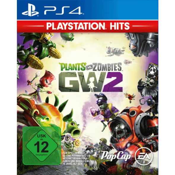 Plants vs Zombies: Garden Warfare 2 PlayStation Hits Edition