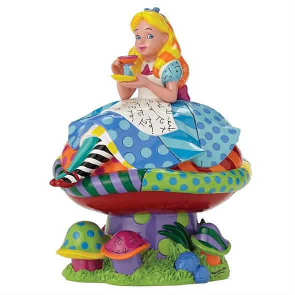 Disney - Figur Alice im Wunderland