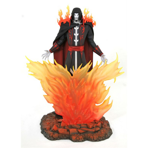 Castlevania - Statue Dracula