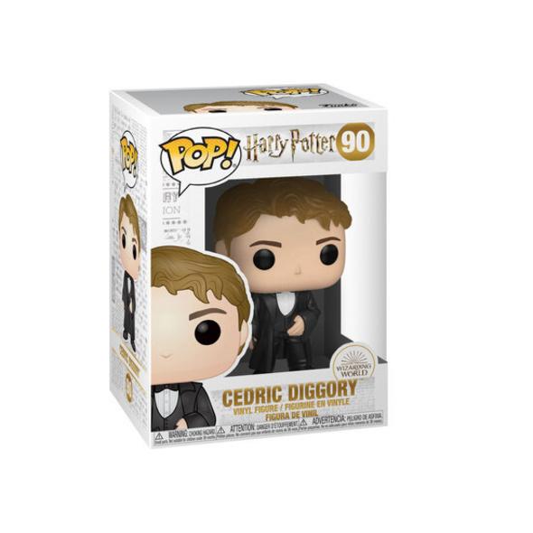 Harry Potter - POP!-Vinyl Figur Cedric Diggory