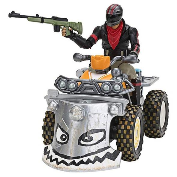 Fortnite - Actionfigur Quadcrasher mit Nite Rider
