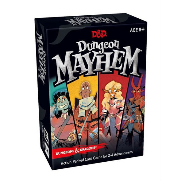 Dungeons & Dragons Kartenspiel Dungeon Mayhem