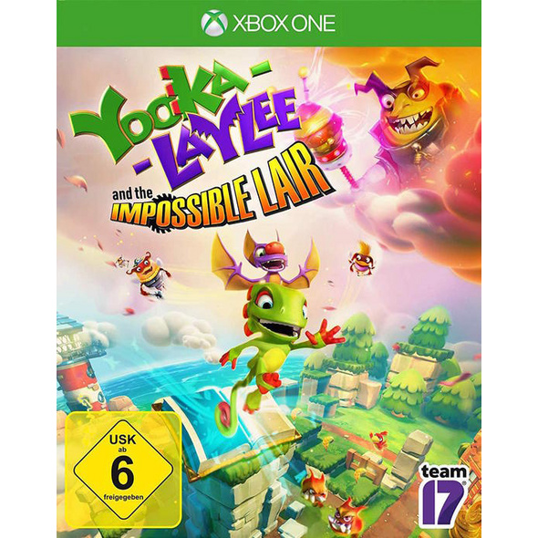 Yooka - Laylee and the Impossible Lair