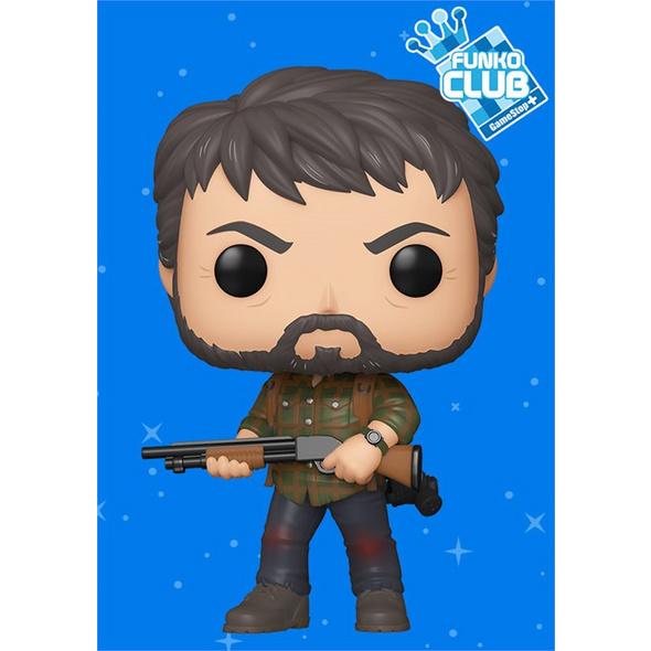 The Last of Us - POP!-Vinyl Figur Joel (Funko Club exklusiv!)