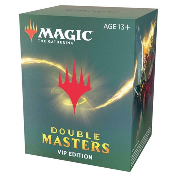 Magic the Gathering: Double Masters VIP Edition - Englisch