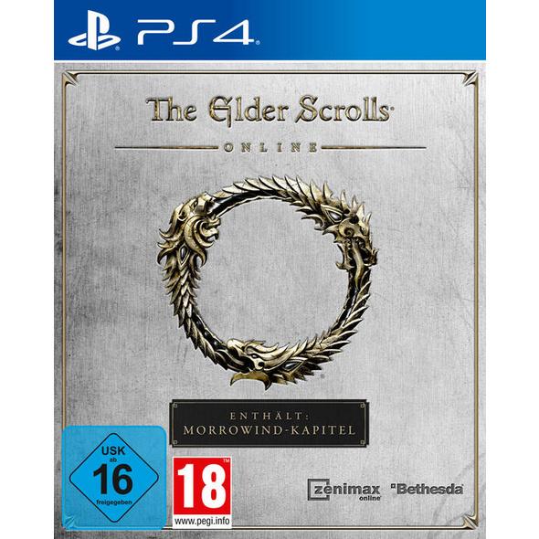 The Elder Scrolls Online + Morrowind