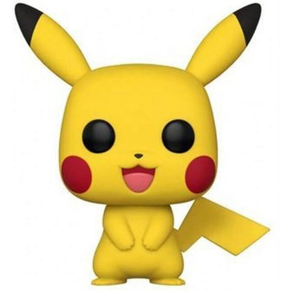 Pokémon - POP! Vinyl - Figur Pikachu
