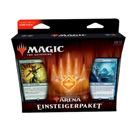 Magic: The Gathering Arena Einsteigerpaket 2021
