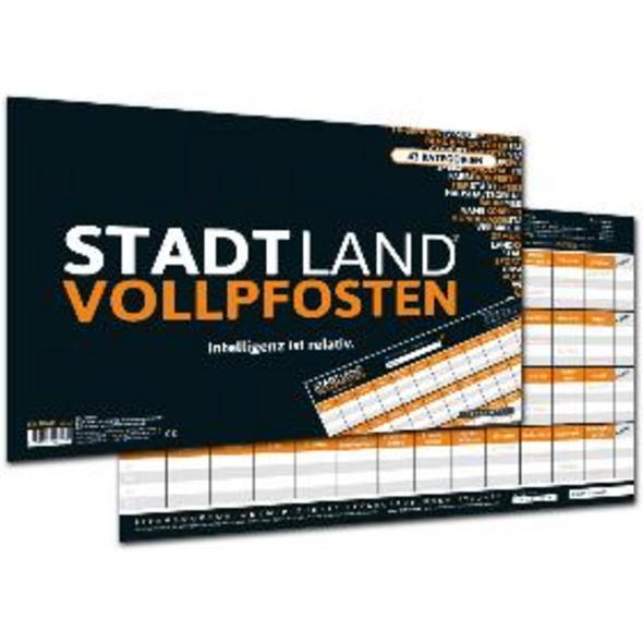 STADT LAND VOLLPFOSTEN  - CLASSIC EDITION -  Intel