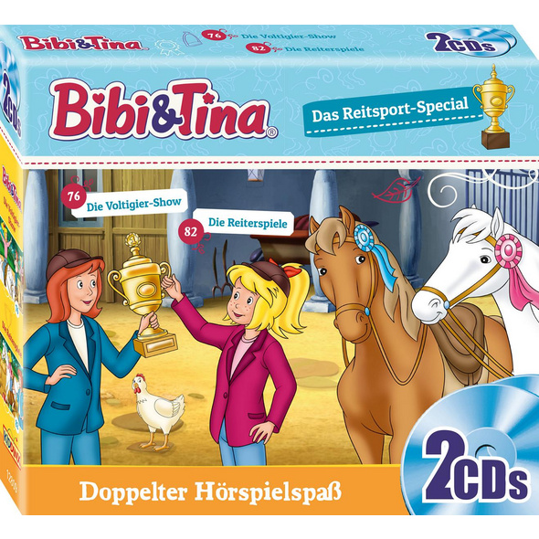 Bibi   Tina - Das Reitsport-Special