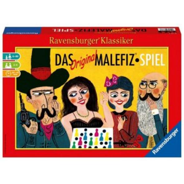 Das Original Malefiz -Spiel