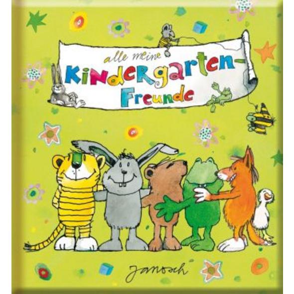 Meine Kindergartenfreunde
