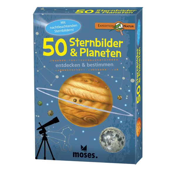 Expedition Natur. 50 Sternbilder   Planeten