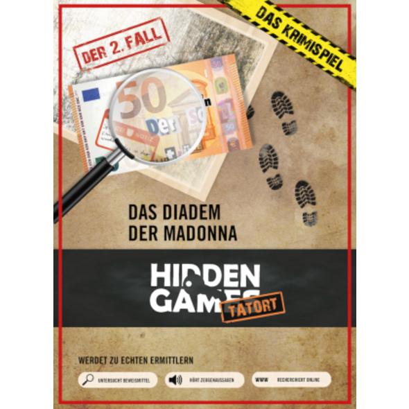 Krimi-Spielebox: Hidden Games Tatort -Das Diadem d