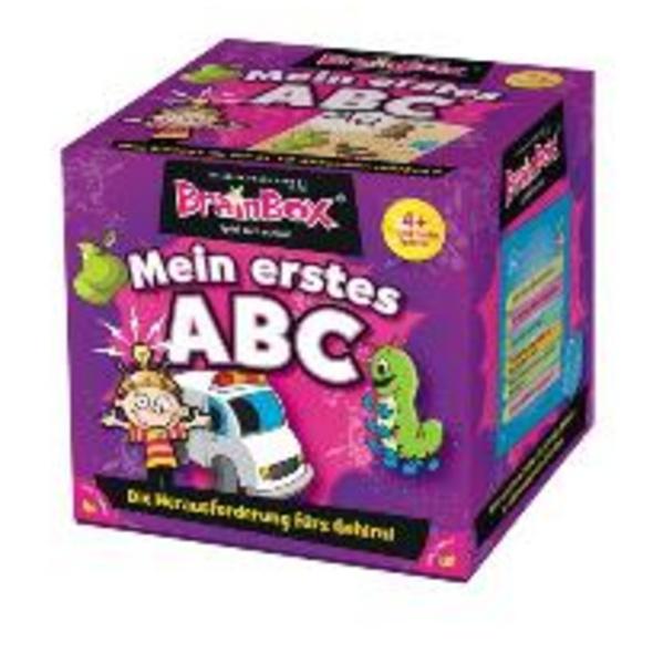 Brain Box - Mein erstes ABC