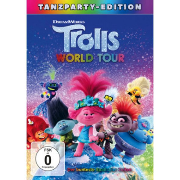 Trolls World Tour - Dance Party Edition