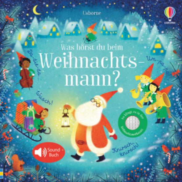 Was hörst du beim Weihnachtsmann?
