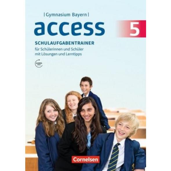 Access - Bayern 5. Jahrgangsstufe - Schulaufgabent