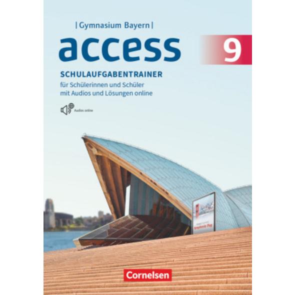 Access 9. Jahrgangsstufe - Bayern - Schulaufgabent