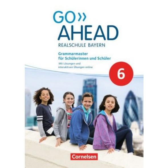Go Ahead 6. Jahrgangsstufe - Ausgabe für Realschul