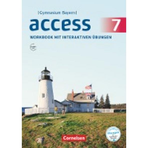 Access - Bayern 7. Jahrgangsstufe - Workbook mit i