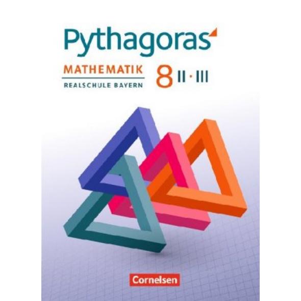 Pythagoras 8. Jahrgangsstufe  WPF II III . Realsch