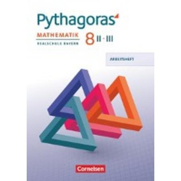 Pythagoras 8. Jahrgangsstufe - Realschule Bayern