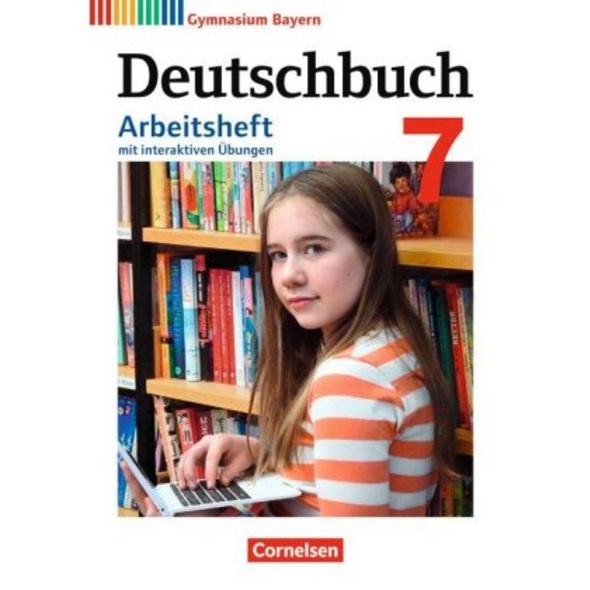 Deutschbuch Gymnasium 7. Jahrgangsstufe - Bayern -