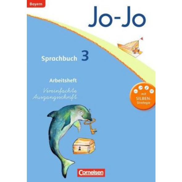 Jo-Jo Sprachbuch - Grundschule Bayern. 3. Jahrgang