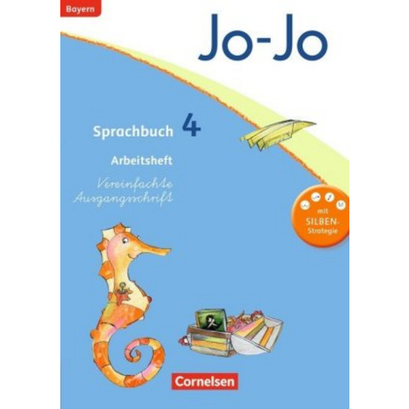Jo-Jo Sprachbuch - Grundschule Bayern. 4. Jahrgang