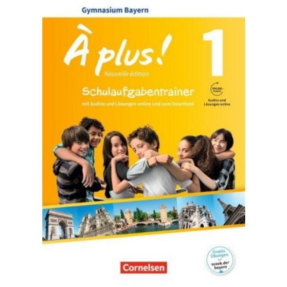 À plus! Band 1: 6. Jahrgangsstufe - Bayern - Schul