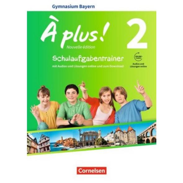 À plus ! - Nouvelle édition Band 2 - Bayern - Schu