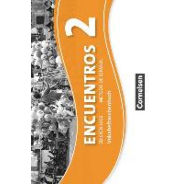 Encuentros 2. Vokabeltaschenbuch