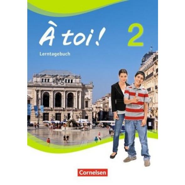 À toi! 02 Lerntagebuch