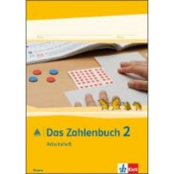Das Zahlenbuch. 2.Schuljahr. Arbeitsheft. Bayern
