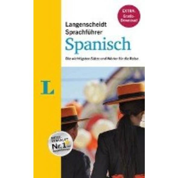 Langenscheidt Sprachführer Spanisch - Buch inklusi