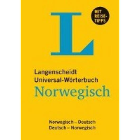Langenscheidt Universal-Wörterbuch Norwegisch - mi