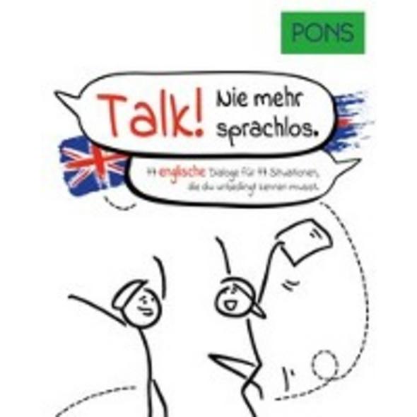PONS Talk! Nie mehr sprachlos