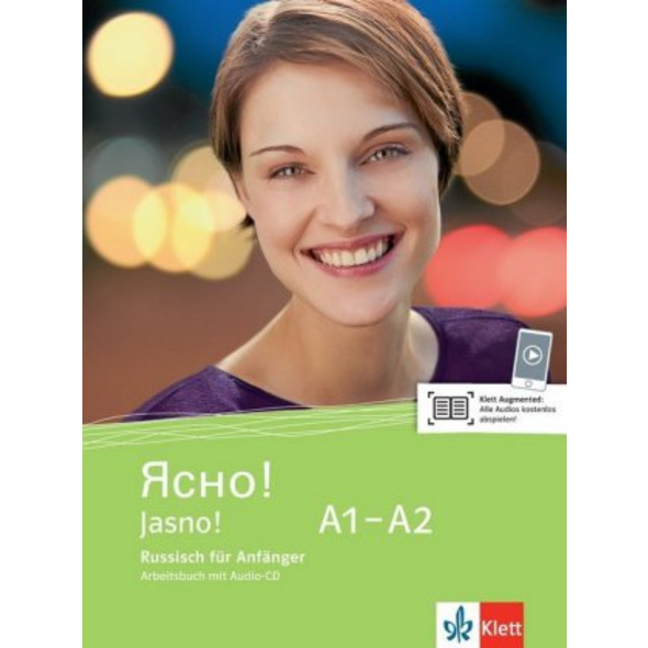 Jasno! Arbeitsbuch mit Audio-CD A1-A2
