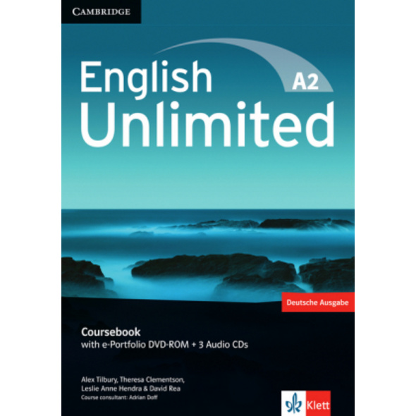 English Unlimited A2 - Elementary. Coursebook with