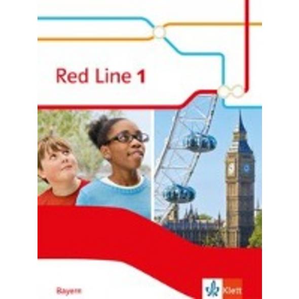 Red Line 1. Schülerbuch. Bayern ab 2017