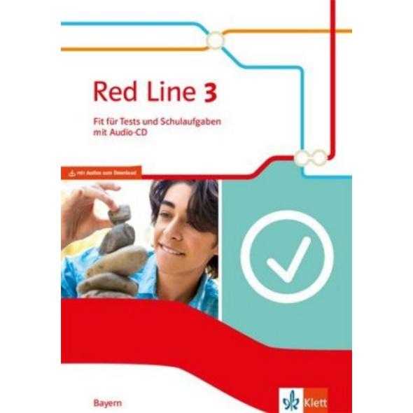 Red Line 3. Ausgabe Bayern. Fit für Tests und Schu