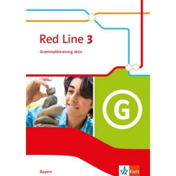 Red Line 3. Ausgabe Bayern. Grammatiktraining akti