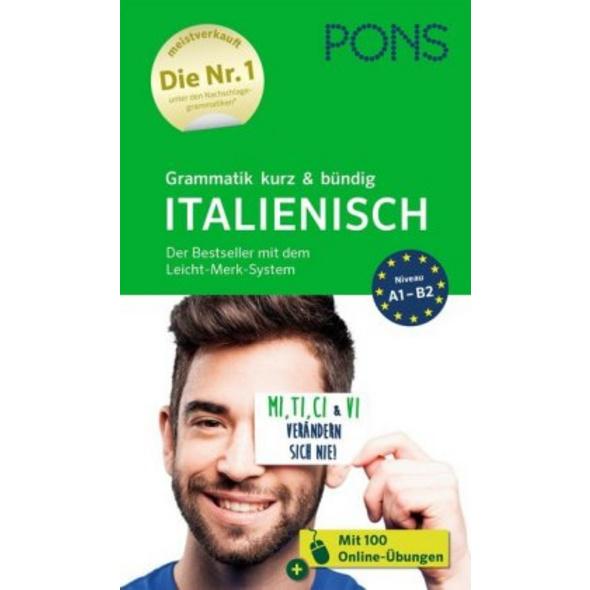 PONS Grammatik kurz   bündig Italienisch