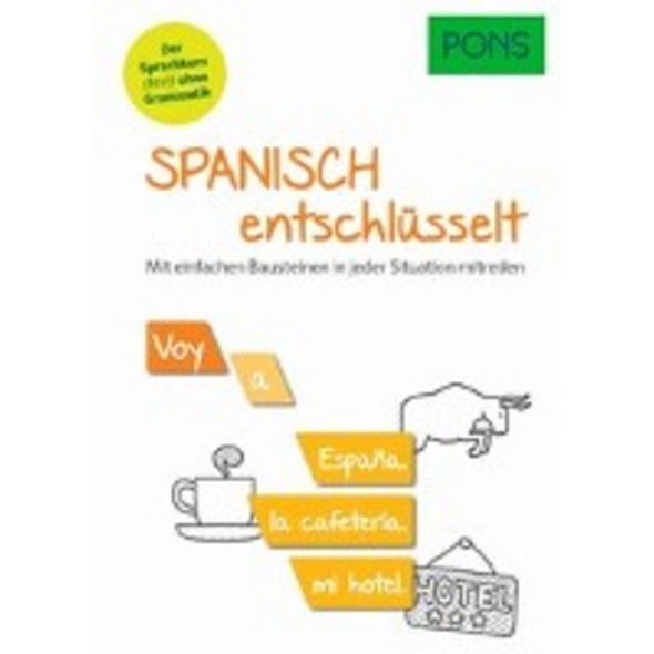 PONS Spanisch entschlüsselt