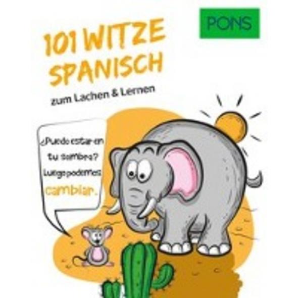 PONS 101 Witze Spanisch