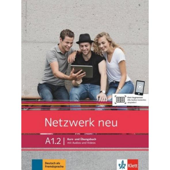 Netzwerk neu A1.2. Kurs- und Übungsbuch mit Audios