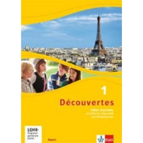 Découvertes 1. Cahier d activités mit MP3-CD und V